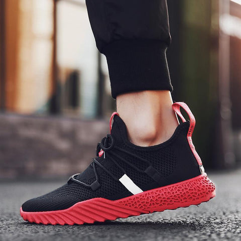 New Casual fashion shoes Men Breathable Autumn Summer Mesh fashion shoes hot sneakers
