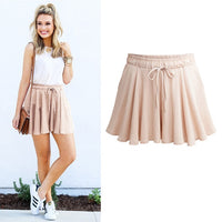 Cotton Wide Leg Skirts
