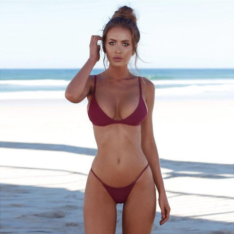Hot Selling Sexy Push up Bikini