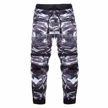 Men Joggers Tracksuit Bottoms Army Military Camo Print Casual Cotton Sweatpants