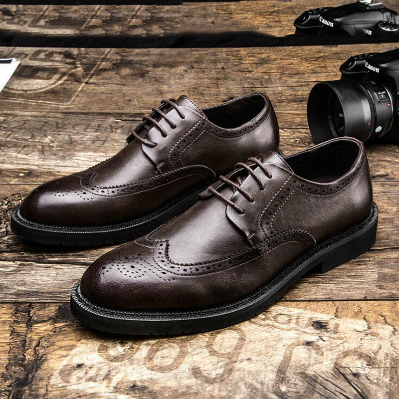 New Arrival Men Formal Shoes Office