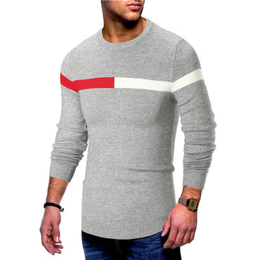 Knitted Pullovers Clothes Modis Pullover Mens Casual Sweater