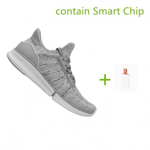 Lithe Breathable Air Mesh Mi smart APP sneakers Sports shoes male Outdoor Running Shoes