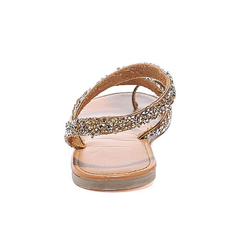 Flat Sandals Bohemia Flip Flop Ladies Soft Bottom Slippers Shoes