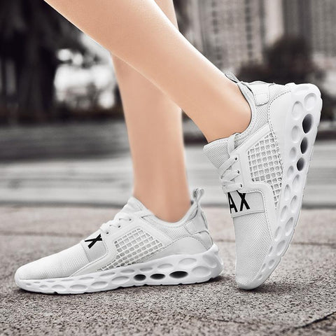 Lace-Up Beginner Rubber Fashion Shoes