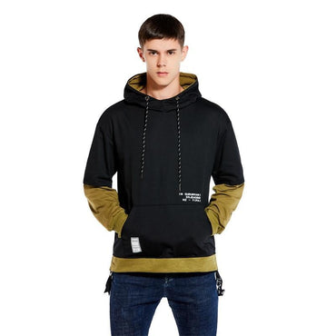 Pullover Hoodies Streetwear Casual Fashion