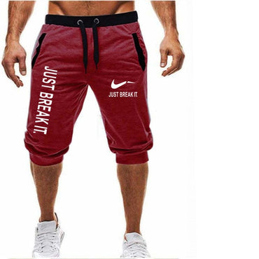 workout training Brand Knee Length short pant