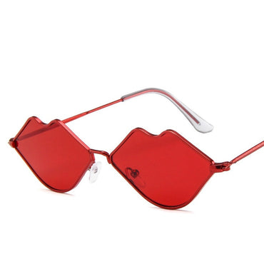 Red Heart Shaped Vintage sunglasses