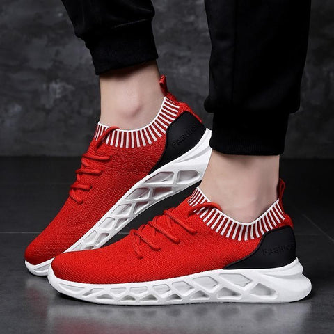 Brand Fashion Breathable Sneaker Man fashion shoes