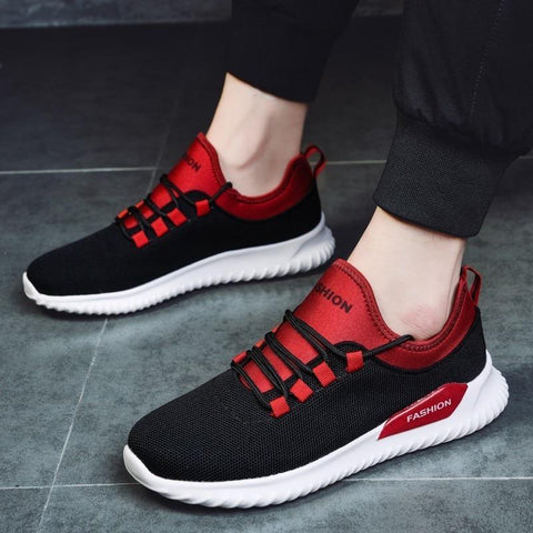 Fashion Men Comfortable Light Breathable