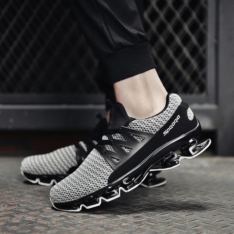 Fashion Casual fashion shoes Men Mesh Light hot sneakers