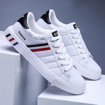 White Shoes Men Shoes Men's Casual Shoes Fashion Sneakers