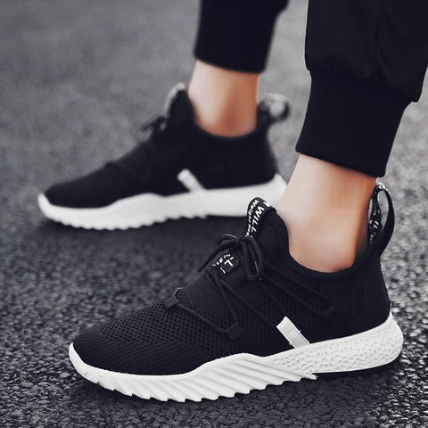 Fashion Shoes Men Sneakers  Tennis Trainer Breathable Casual Shoes