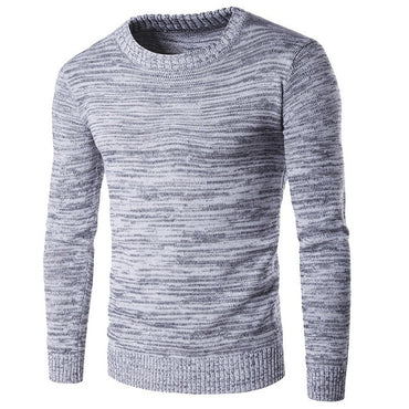 Fashion Brand Sweaters Pullovers Knitting Wool Warm Designer Slim Fit Casual Knitted