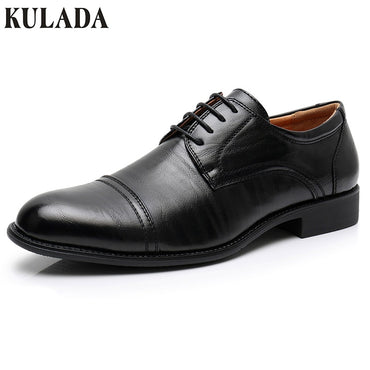 Business Classic Leather  Oxford Shoes