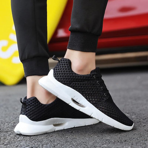 New Summer Sport Shoes Breathable Light Weight Running Shoes