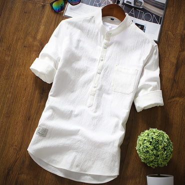 Premium  fashion summer autumn leisure shirts
