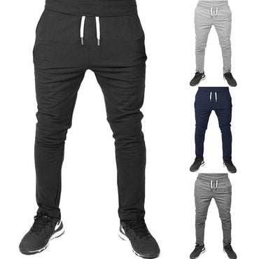 Fitness Workout  Skinny Sweatpants Trousers Jogger Pants