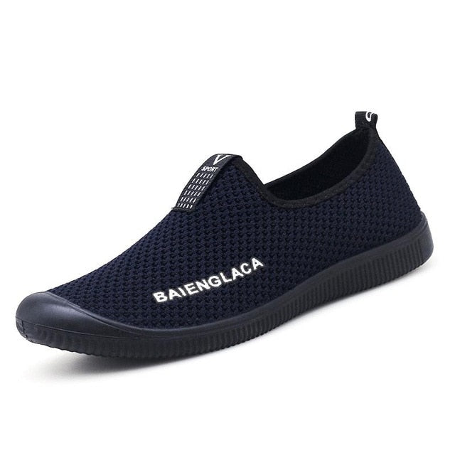 solid comfortable slip-on Shoes & Sneakers