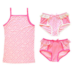 BLUEBELLE Maude Girl's 3 Piece Set / Sorbet Spots
