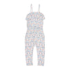TAHLIA BY MINIHAHA Laguna Geo Long Leg Playsuit - Girls 6-14