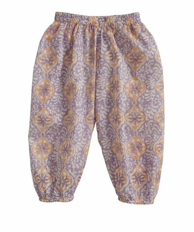 HAVELI Purple Harem Pant