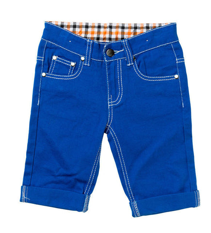 HAVOC DENIM Blue santiago short
