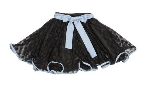 HIDE & SEEK Girls Tutu - Black Spot