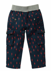 HOOTKID Lets Bolt Cargo Pant