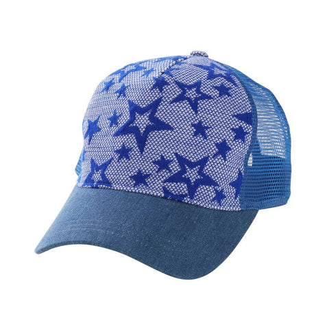 HOOTKID Sure thing Unisex Cap - Navy