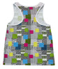 SUDO Crystal Water Tank Top