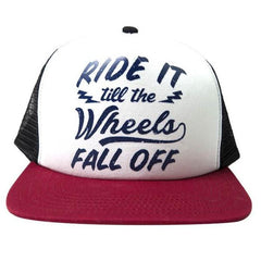 ALPHABET SOUP Ride It Boys Cap