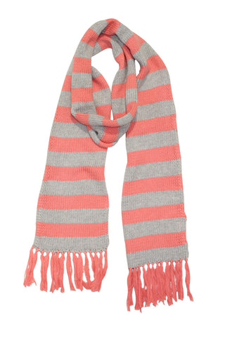 HIDE & SEEK Musk Striped Scarf