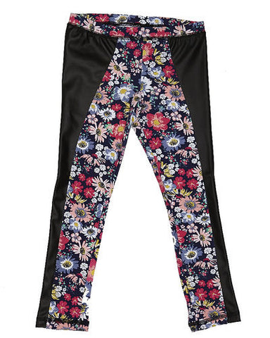 EVE'S SISTER Pippa Girl's Legging / Daisy Floral