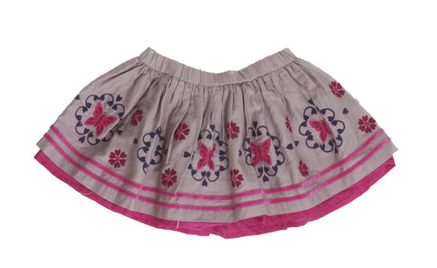 EVE'S SISTER Girl's Folky Skirt