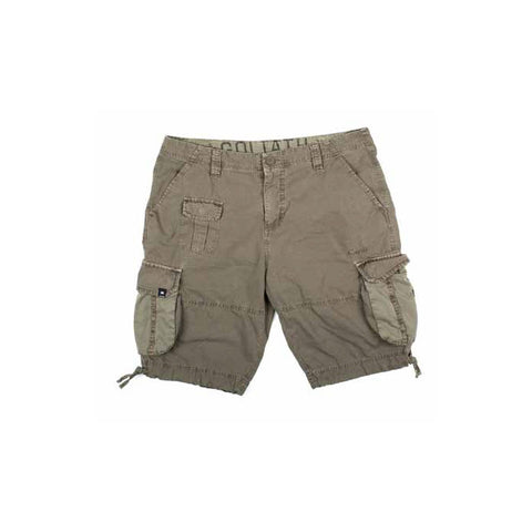 ST GOLIATH Surplus Cargo Short - Khaki - Boys 8-14