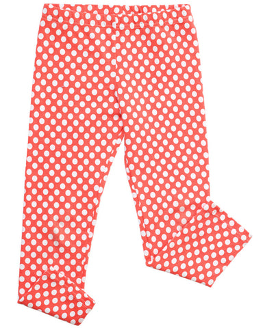 HIDE & SEEK Coral Spot Girl's Tights