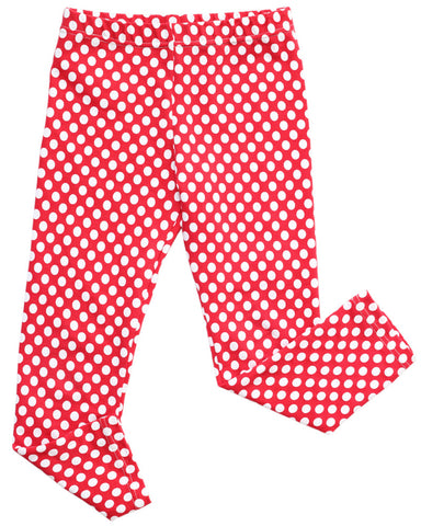 HIDE & SEEK Red Spot Girl 'sTights