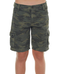 ST GOLIATH Boys Plus Cargo Short - Camo