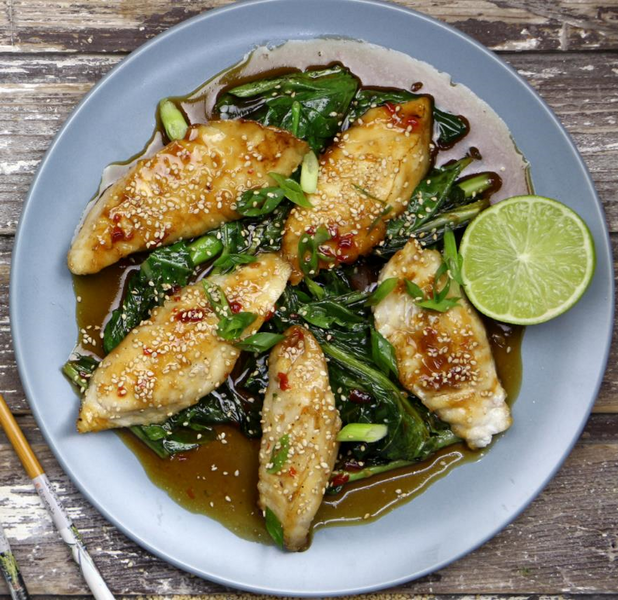 The Perfect Stir-Fry - Chef Alex James Tips