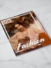 VZSN Magazine | FASHION (March 2020) | Vol. 3 Issue 9 (DIGITAL+PRINT)