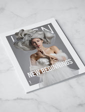VZSN Magazine | New Beginnings | Vol. 3 Issue 1 (DIGITAL+PRINT)