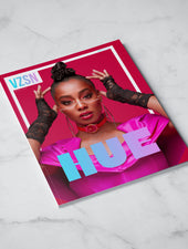 VZSN Magazine | HUE #1 (April 2020) | Vol. 3 Issue 10 (DIGITAL+PRINT)