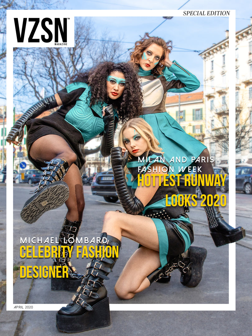 VZSN Magazine | SPECIAL EDITION | April 2020 (DIGITAL ONLY)