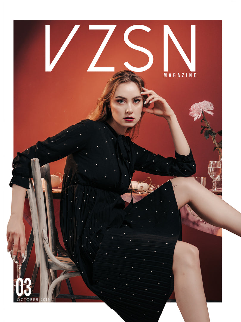 VZSN Magazine | Fashion & Beauty | Vol. 2 Issue 3 (DIGITAL ONLY)