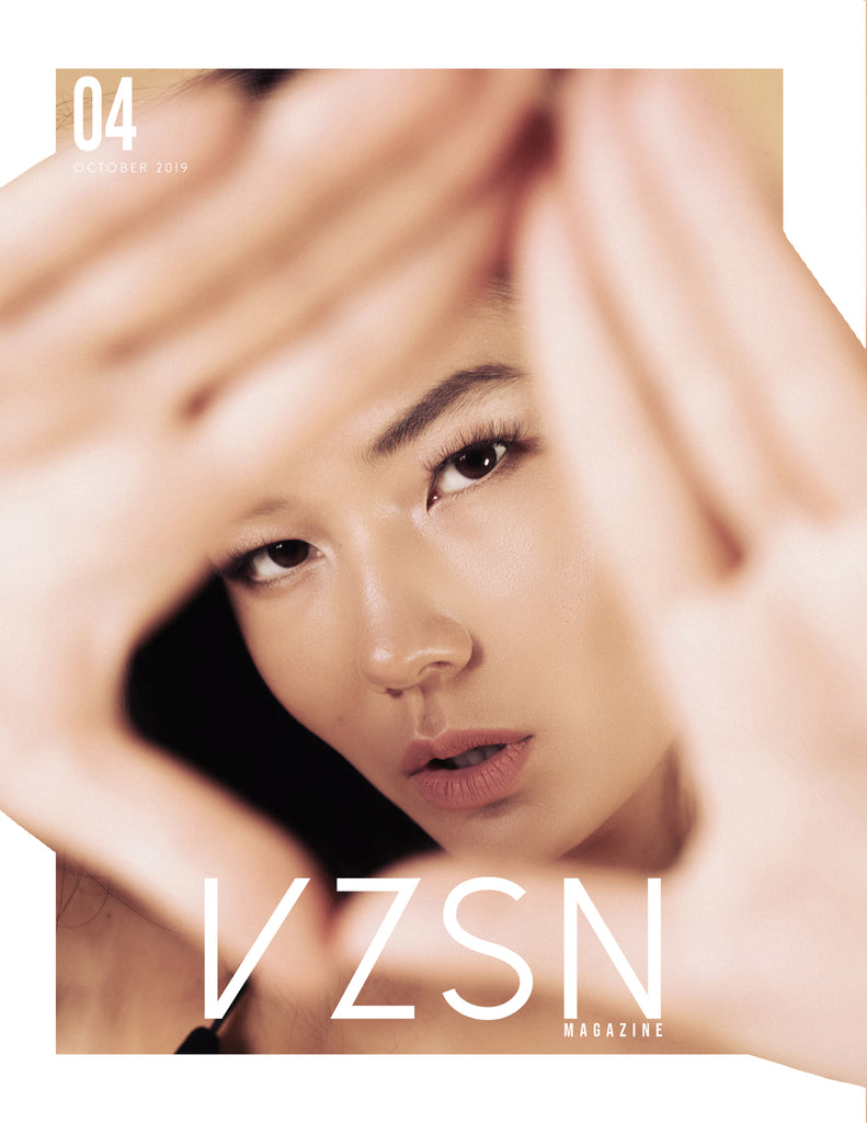 VZSN Magazine | Fashion & Beauty | Vol. 2 Issue 4 (DIGITAL ONLY)