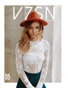 VZSN Magazine | Fashion & Beauty | Vol. 2 Issue 5 (DIGITAL ONLY)