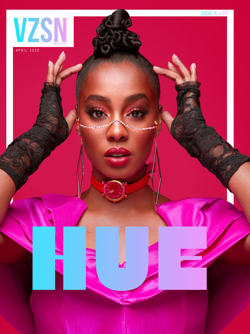 VZSN Magazine | HUE #1 (April 2020) | Vol. 3 Issue 10 (DIGITAL ONLY)