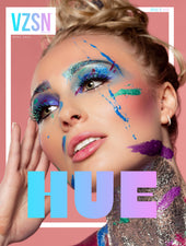 VZSN Magazine | HUE #2 (April 2020) | Vol. 3 Issue 11 (DIGITAL+PRINT)