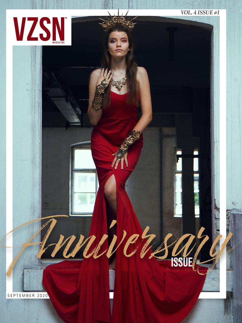 VZSN Magazine | ANNIVERSARY | Vol. 4 Issue 1 (DIGITAL ONLY)